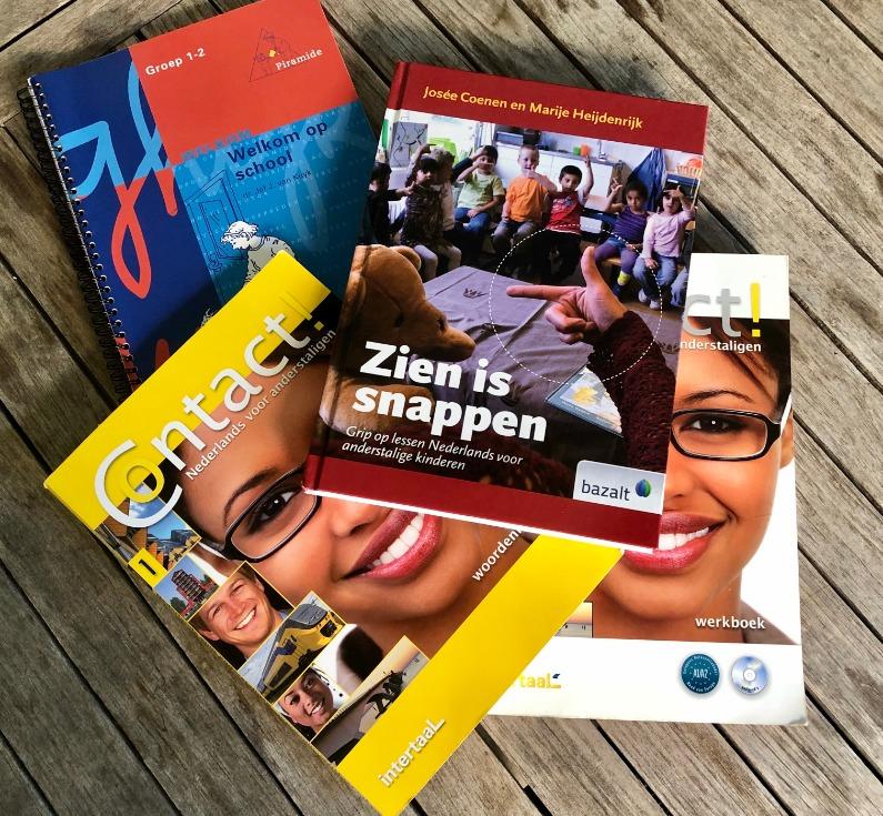 Lesmethoden NT2 online, Nederlands als tweede taal voor expats
